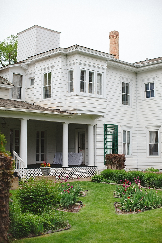 The Cedarhurst Mansion