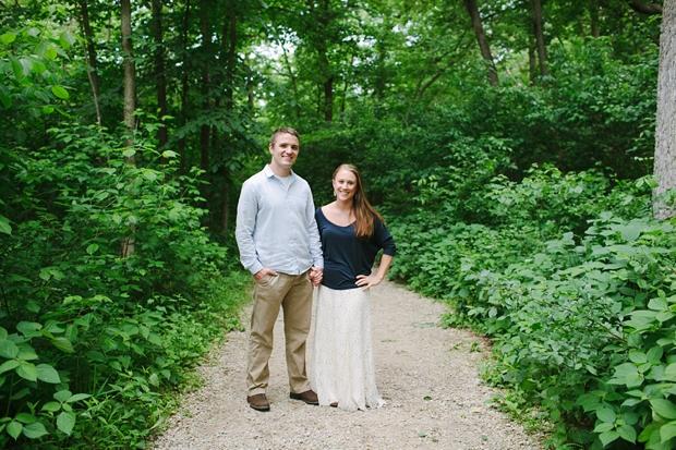Minneapolis Minnesota Engagement Photography