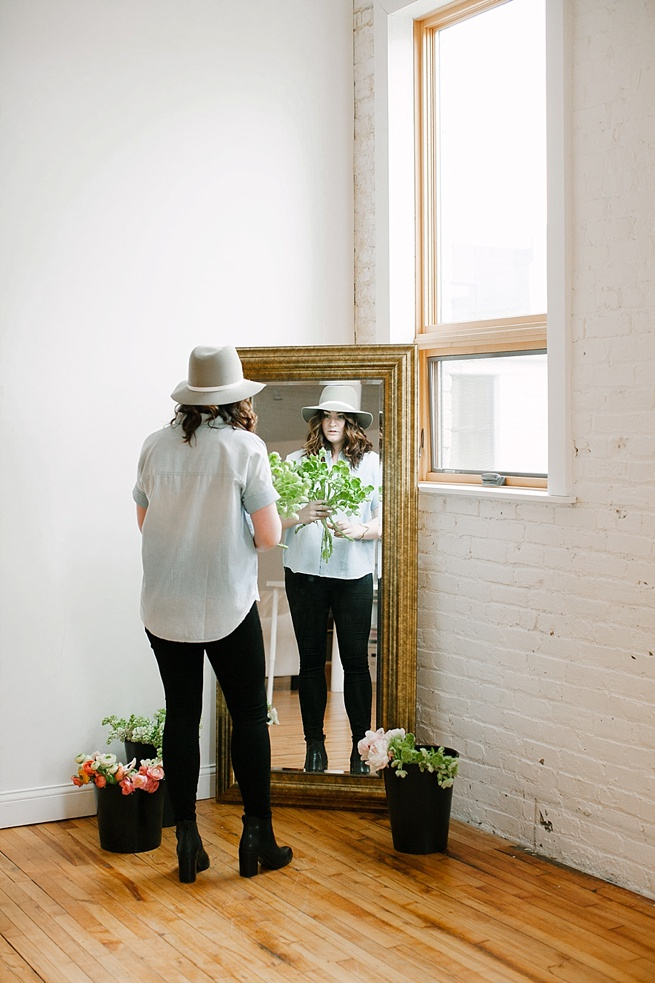 How early should clients book you? And what is the process of working with Whimsy Floral?