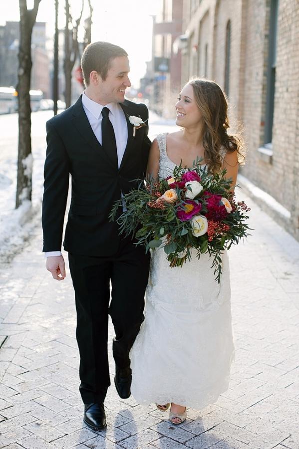 Aria Wedding Minneapolis MN