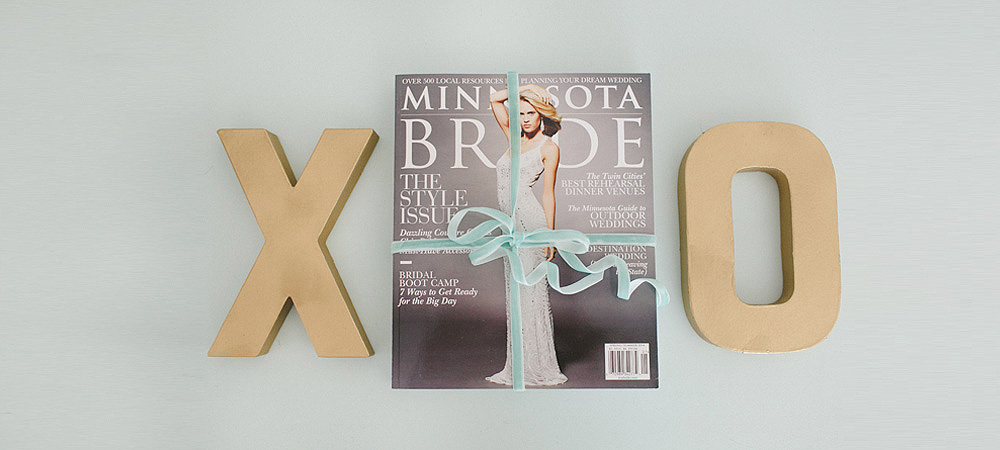 Minnesota Bride Magazine Weddings